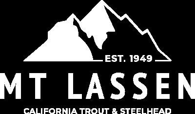 Mt Lassen California Trout & Steelhead
